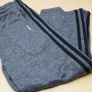 Adidas Athletic Jogging Pants Small Grey in Boys